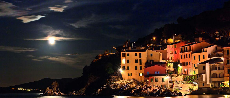 View of Marciana Marina in night 178790323 5530x3687