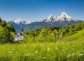 Bayerischer Wald Berchtesgadener Land iStock650229464 web
